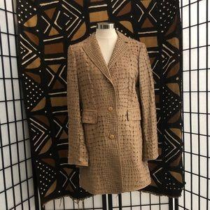 per se ladies leather jacket 🧥 size 12